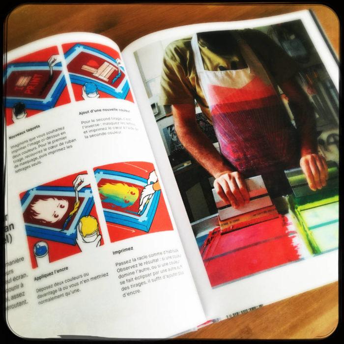 Le livre explique aussi par des photographies