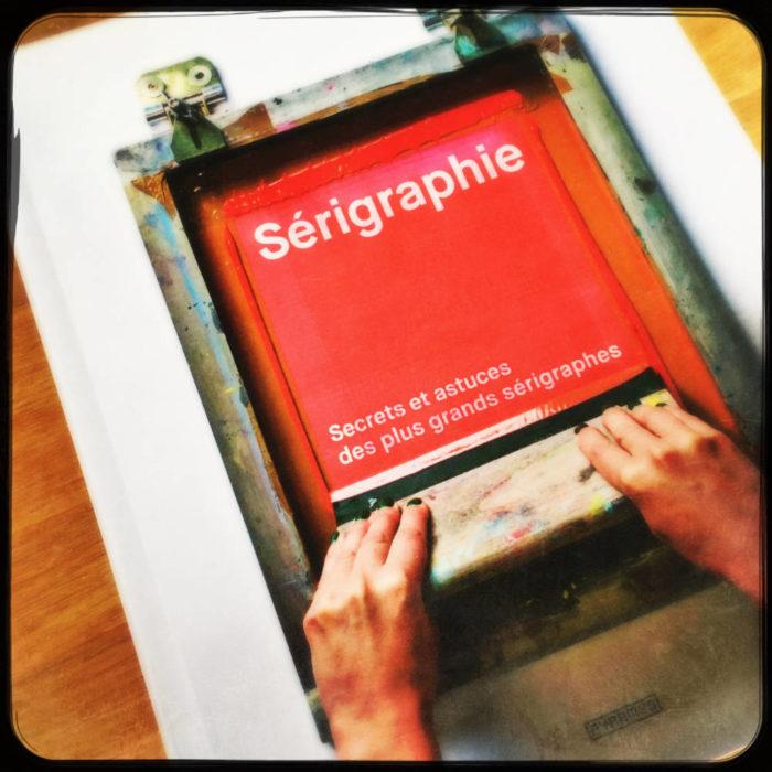 Sérigraphie, secrets et astuces