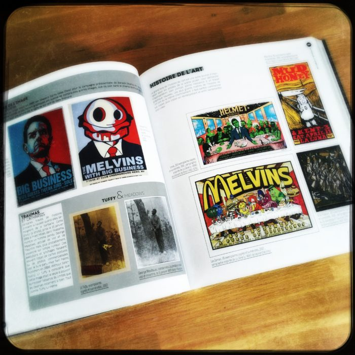 Rock Poster Art - Histoire de l'art